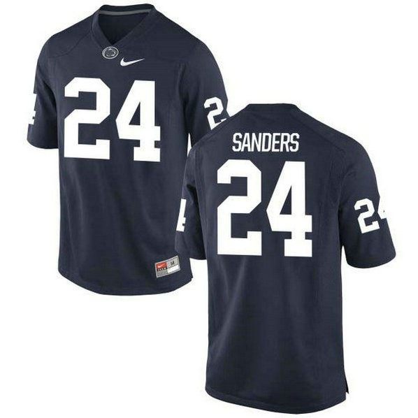 Youth Mike Gesicki Penn State Nittany Lions #24 New Style Game Navy Colleage Football Jersey 102