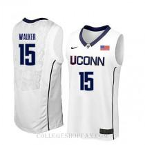 Kemba Walker Uconn Huskies #15 Swingman College Basketball Womens Jersey White