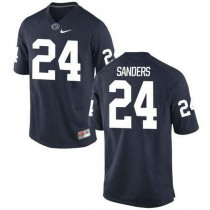 Mens Mike Gesicki Penn State Nittany Lions #24 New Style Authentic Navy Colleage Football Jersey 102