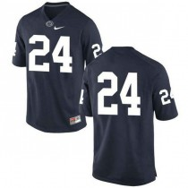 Mens Mike Gesicki Penn State Nittany Lions #24 New Style Authentic Navy Colleage Football Jersey No Name 102