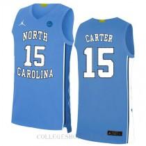 Vince Carter North Carolina Tar Heels #15 Swingman College Basketball Womens Jersey White
