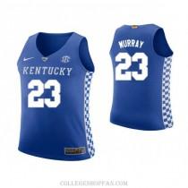 Womens Jamal Murray Kentucky Wildcats #23 Swingman Blue College Basketball Jersey