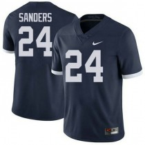 Womens Mike Gesicki Penn State Nittany Lions #24 Authentic Navy Colleage Football Jersey 102
