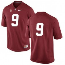 Youth Amari Cooper Alabama Crimson Tide #9 Authentic Red Colleage Football Jersey No Name 102